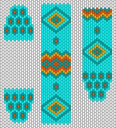 Free Bead Patterns | BeadBag