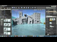 Unreal Engine 4 Tutorial Part 4 - Collision - YouTube