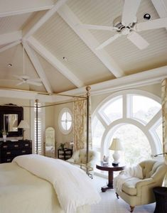 Traditional Bedroom Photos Master Bedroom Design, Pictures, Remodel, Decor and Ideas - page 7 Dream Rooms, Dream Bedroom, Home Bedroom, Bedroom Ideas, Bedroom Photos, Bedroom Ceiling, Bedroom Designs, Bedroom Windows, Bedroom Decor