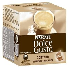 Nescafe Dolce Gusto by Krups Circolo Coffee Machine, Titanium Nescafe, K Cups, Coffee Pods, Coffee Machine, Hot Coffee, Drinking Tea, Gourmet Recipes, Tableware, Food