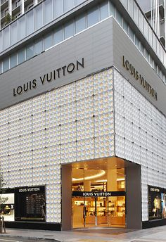 louis vuitton - arquitectura lv