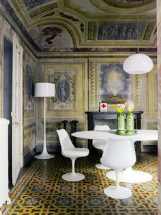 Mix of styles. Interiors Now by Angelika Taschen