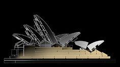 21012 Sydney Opera House™ - Explore - Architecture LEGO.com