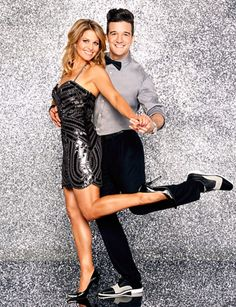 Candace Cameron Bure on US dancing with the stars