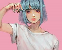 Image about girl in ➢❍ anime/manga✰✍ by M Anime, Anime Art Girl, Manga Drawing, Manga Art, Drawing Tips, Drawing Ideas, Pretty Art, Cute Art, Character Art