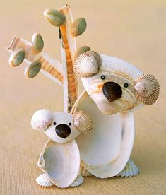 Sea shell craft