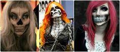 Resultado de imagem para fantasia de halloween feminina facil