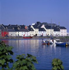 my favorite city in Ireland - Galway England Ireland, Galway Ireland, Ireland Travel, West Coast Of Ireland, Ireland Country, Harbor Hotel, City By The Sea, Emerald Isle, Adventure Is Out There