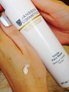 Janssen Trifolia Face Mask. Это любофф — Отзывы о косметике — Косметиста