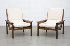 Pair+of+Rare+Robert+Parry+Lotus+Chairs