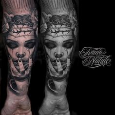 Amazing artist Ivano Natale @ivanonataletats forearm girl tattoo view 2! #ivanonatale #sullen #sullenclothing #portraittattoo #portrait #portraitartwork #italy #italiano #italianartwork #photorealism #tattoo #naples #girl #family #healed #davidgarcia #finelineblackandgrey #blackandgrey #blackandgreytattoo #art #artist #artwork #europe #girlartwork #abeyalvarez #igtattoo #igtattoos #igartwork #nikinorberg #forearmtattoo