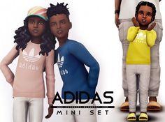 Onyx Sims: Mini Clothing Set • Sims 4 Downloads