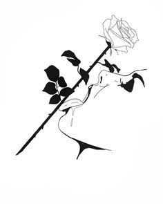 In love w hurt tattoo Dark Art Drawings, Pencil Art Drawings, Art Drawings Sketches, Tattoo Sketches, Tattoo Drawings, Cute Tattoos, Black Tattoos, Body Art Tattoos, Arte Complexa