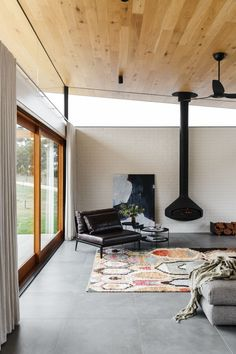 The Surrounding Countryside Inspires a Family Home in Australia's Adelaide Hills - Dwell