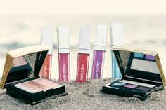 2016 Spring collection, new light up lip gloss colors, nee eyeshadow colors, and 3D Contour shades www.amway.com/anlopez