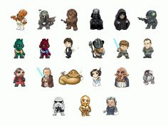 21 Star Wars game characters icon png    http://www.vectorimages.org/free-icons/21-star-wars-game-characters-icon-png.html