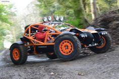 Британская марка Ariel Motor Company, известная своим «спартанским» суперкаром Atom, решила заняться внедорожниками.