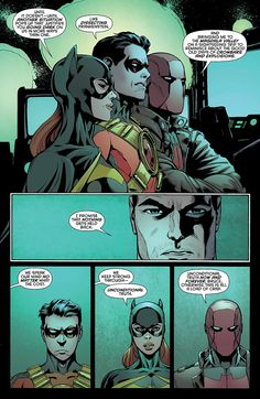 COMICS: The Bat-Family Set Out To Save Damian In BATMAN AND ROBIN #34 Preview