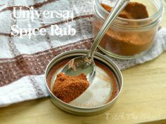 """Universal Spice Rub 