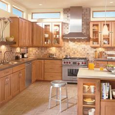 kitchen cabinets pictures gallery | ... kitchen you can also check wood kitchen cabinets pictures for more