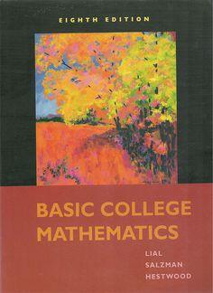 Basic College Mathematics - One1book