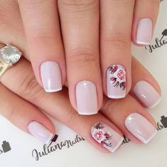 Best Nail Art Designs 2018 Every Girls Will Love These trendy Nails ideas would gain you amazing compliments. Check out our gallery for more ideas these are trendy this year. Best Nail Art Designs, Beautiful Nail Designs, Trendy Nail Art, Cool Nail Art, Pink Nails, Gel Nails, French Nails, Manicure And Pedicure, Nails Inspiration