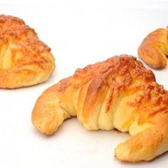 Kaas croissants met knoflook – lekker en eenvoudig te maken