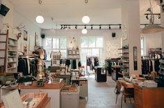 Grandpa: fashion, design, housewares. Södermannagatan 21, 116 40 Stockholm, Sweden