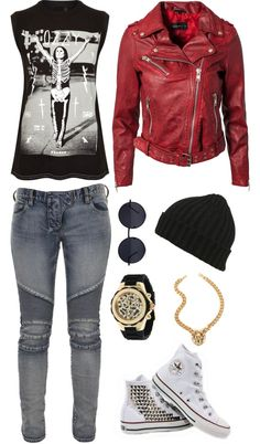 """""""Urban Style"""" by cecelovesnikesb ❤ liked on Polyvore"""
