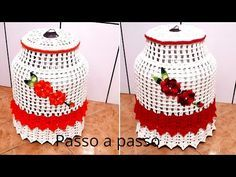Cross Patterns, Crochet Patterns, Dramione, Youtube, Home Decor, Stove Hoods, Crochet Kitchen, Crochet Bows, Crochet Stitches