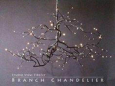 twig chandelier                                                                                                                                                     More