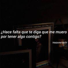 13 Dec 🌙 Photo Quotes, Love Quotes, Funny Quotes, Quotes En Espanol, Tumblr Love, Tumblr Quotes, Sad Love, Spanish Quotes, How I Feel