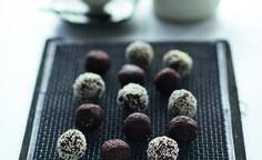 Hidden Healthy Chocolate Balls