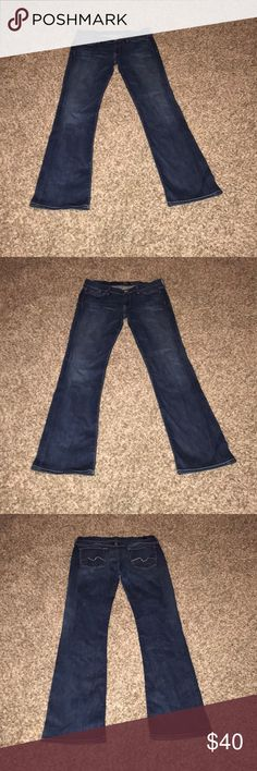 7 for all Mankind Womens Jeans Bootcut 7 for all Mankind Womens Jeans Bootcut Size 30x34. Gently Used Condition. Dark denim with stretch. 7 For All Mankind Jeans Boot Cut