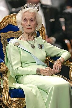 Princess Lilian of Sweden