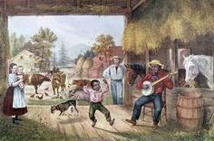Barn on Plantation Before Civil War Currier & Ives American) Private Collection Canvas Art - x American Revolutionary War, American Civil War, American Folk Music, History Magazine, War Image, Currier And Ives, Civil War Photos, Dog Art, Civilization