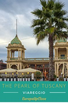 Viareggio - a Tuscan Beach resort town - is often overlooked by international tourists. If you are looking for a truly Italian vacation, this might be it!