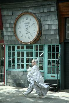 Vivienne Westwood's shop, World's End. King's Road, Chelsea, London. A great visit