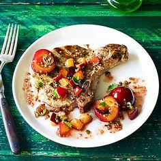 ... Grilling on Pinterest   Gluten free, Plum chutney and Bbq cauliflower