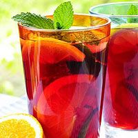 Sangria Spikes up Summer Fun - Other Holidays & Parties - Cooking - Recipe.com