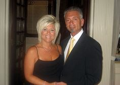 Long Island Medium, Teresa and her husband Larry I love this show, she is so good at bringing messages to people from their departed loved ones, great show <3
