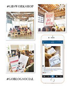 Ashley Ella Design Go Blog Social Workshop