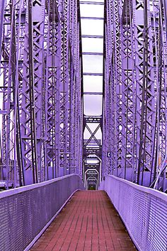 Purple People Bridge
