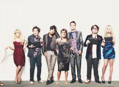 The Big Bang Theory cast wallpaper - The Big Bang Theory Photo ...