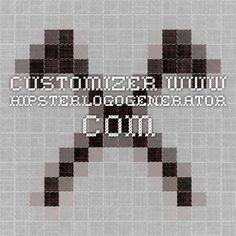 customizer www.hipsterlogogenerator.com
