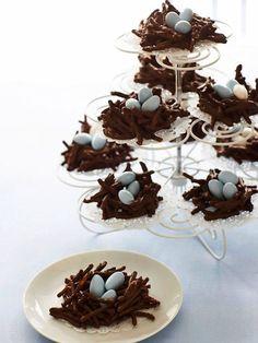 Easter egg recipe nest eggs