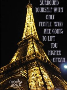 """""""Surround yourself with only people who are going to lift you higher"""" ~ For Patrick ~ & so you did, nice job son! <3"""