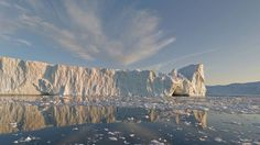 Wander around Greenland's landscape from the comfort of your laptop.
