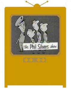 Remember Sgt Bilko, one of the top sitcoms from the 1950s