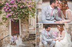 Palmizana Wedding - Hvar Croatia Wedding Photography and Cinematography Vintage brade, vintage wedding, wedding hair